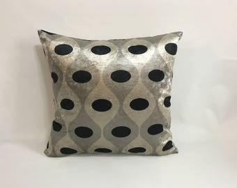 "Decorative pillow velvet pillow cover 20""x 20"""