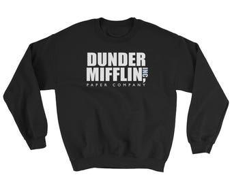 Dunder Mifflin Sweatshirt Dunder Mifflin Sweater