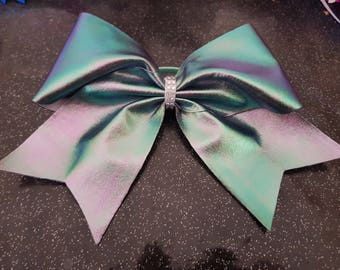 Large cheer bow