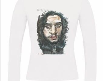 Jon Snow Ladies Sweater