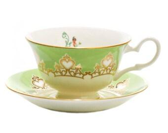 Tiana Tea Set from the Disney Princess Teaware collection