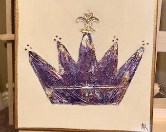 Crown Painting