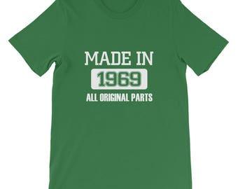 made in 1969, original parts