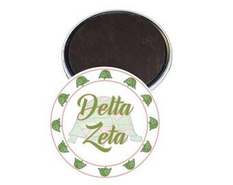 Delta Zeta Magnet