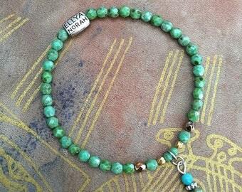 Bracelet - 116 emerald glow
