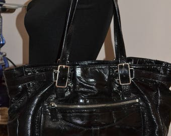 Tosca Blu leather bag