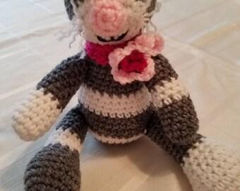 Crochet Whisker Kitty