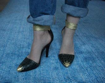 Custom Jjeffrey Campbell heels size 8