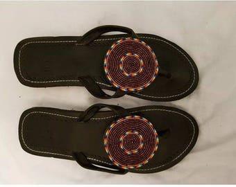 Maasai Dhurungi Sandals