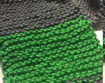 Salazar Slytherin scarf