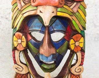 Eagle Warrior mask