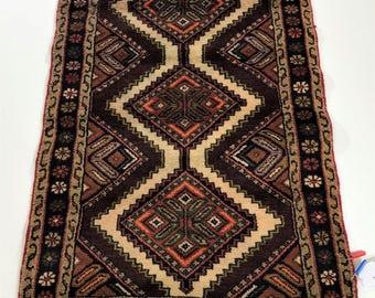 000003 zagheh oriental persian rug 2.4x3.11