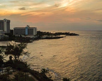 Puerto Rico in Pictures - Ocean View