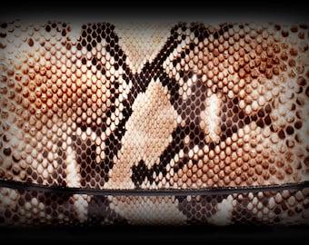 python purse pattern wallet