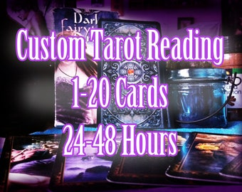 Custom Tarot Reading