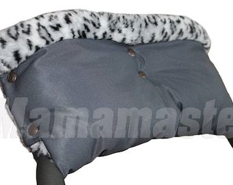 "Muffs for baby stroller by TM ""Mamamaster"""