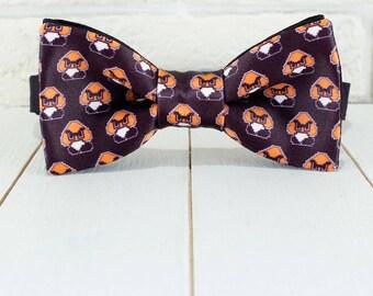 Goomba Bow tie, Super Mario bowtie, 8 bit, Geek