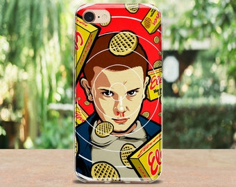Eleven case Galaxy S8 case Stranger Things case iPhone 7 case iPhone X case Pixel 2 XL case iPhone 8 Plus case Note 8 case iPhone 6S iPod S9
