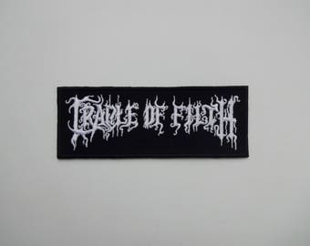 Cradle Of Filth patches