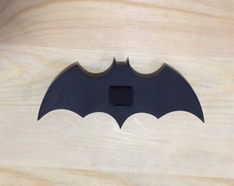 """Wooden Butterfly """"Batman"""""""