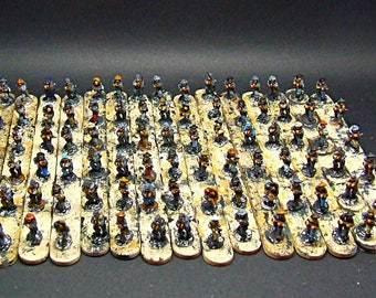 10mm ACW Confederate Infantry Regiment *Pro-Painted*