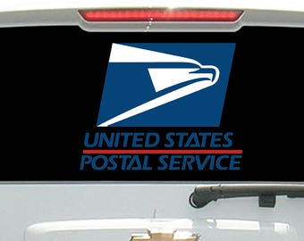 USPS United States Post Office Mail Carrier