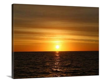 Sunset Canvas (20x16)