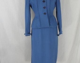 Beautiful 1950 Wedding Suit