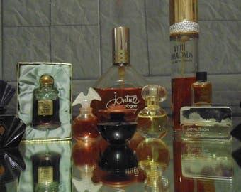 Vintage perfume set