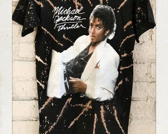 Michael Jackson Thriller Custom Shirt