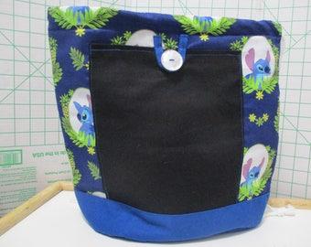 Stitch Drawstring Bag