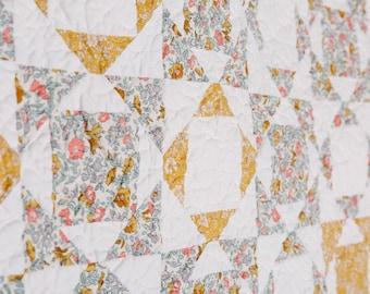 English Garden Baby Quilt
