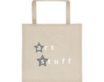 Art Stuff- Tote bag