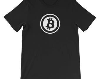 Bitcoin Shirt -B FOR BITCOIN