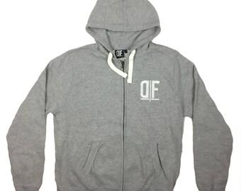 Grey DF Hoody