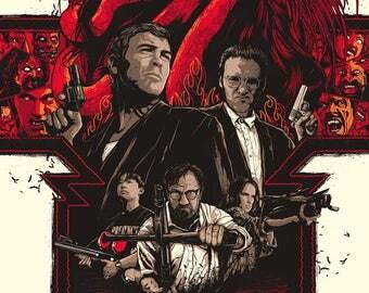 From Dusk Till Dawn Movie Inspired T-Shirt