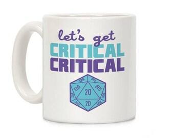 Let's Get Critical Dice
