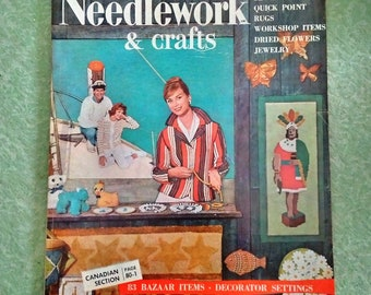 McCall's Needlework & Crafts Spring Summer 1960