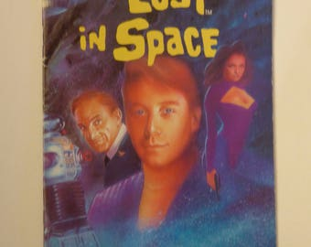 Lost in Space comic, Innovation, November 1992,  No. 10
