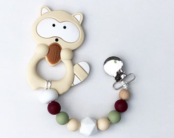 Trail Mix • Silicone Teether