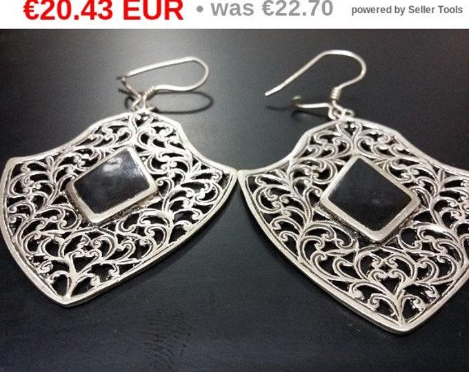Jewelry Bijoux earrings silver pure Berber silver berber silver earrings gift jewelry for her
