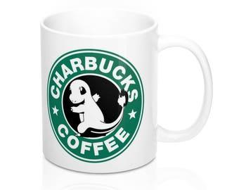 "Pokemon ""Charmander"" Starbucks coffee mug"