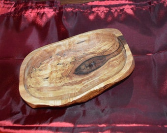Hand carved Maple Bowl