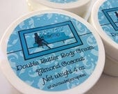 Creme Brulee' Double Butter Body Cream 4 oz. Vegan skincare. Hand cream. Bestselling scent.
