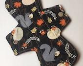 "9"" MODERATE Absorbency Reusable Cloth Menstrual Pad"