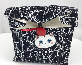 Cat Gift Bag By For Mew, Cat Lady Cat Person Gift
