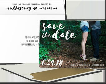Save the Date full Photo