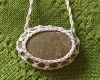 Beach Rock Necklace