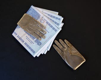hand money clip