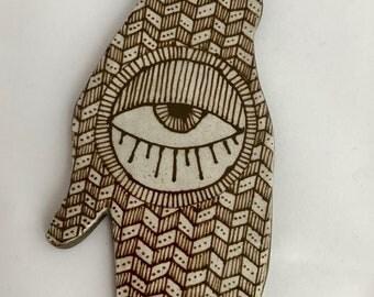 Evil Eye Hand #2
